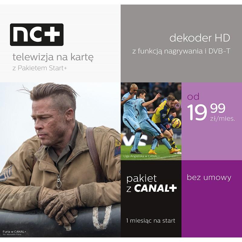 Dekoder Nc Na Karte.Telewizja Na Kartę Nc Z Pakietem Mix Na 1 Miesiąc Dekoder Iti2850st Pvr Hd Tdsat